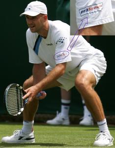 Ivan Ljubicic  (medaglia di bronzo doppio Olimpiadi di Atene 2004) per FP3 System  ®