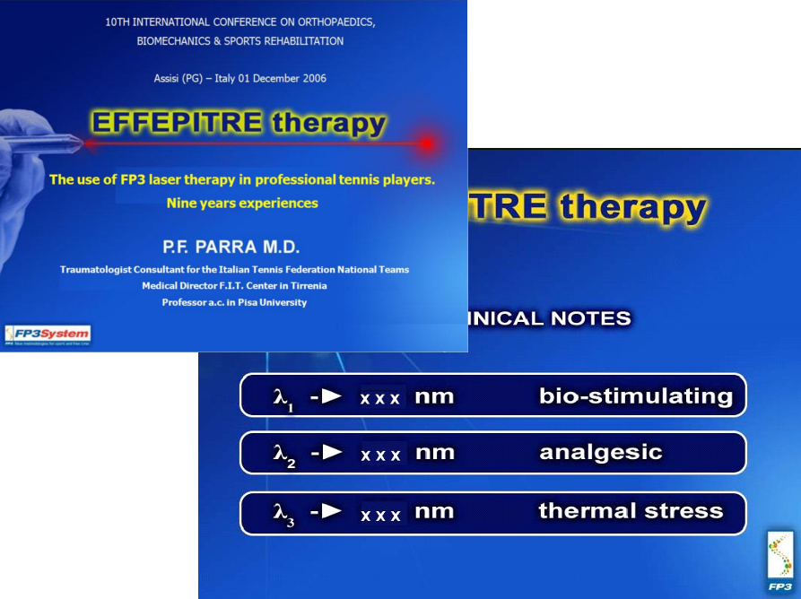 FP3 therapy - thermal stress