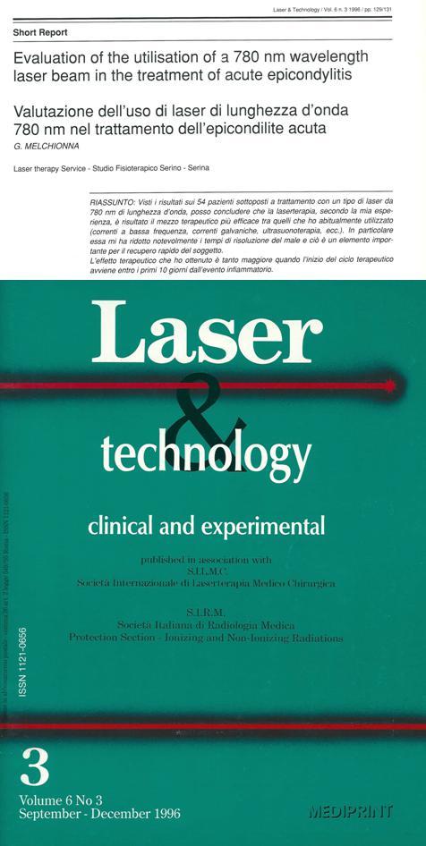 laser & technology